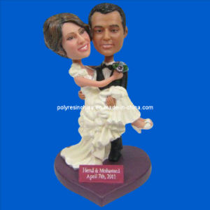 Wedding Bobble Heads of Polyresin Crafts pictures & photos