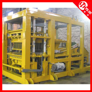 Qt10-15 Germany Weight Less Brick Making Machine for Sale pictures & photos