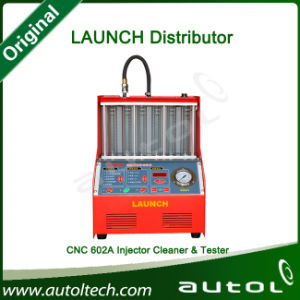 DHL Free Shipping 100% Original 2015 Launch CNC602A CNC-602A Fuel Injector Cleaner and Tester One Year Warranty pictures & photos
