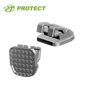 Manufacturer Orthodontic Metal Brackets Lingual with Self-Ligating Brackets