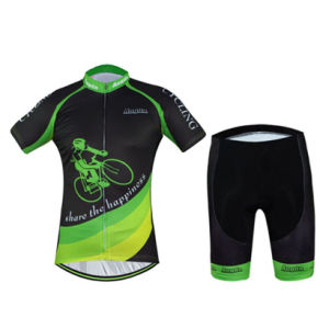 Bicycle Jersey Shorts Set pictures & photos