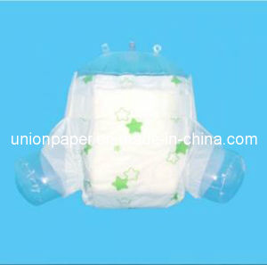 Breathable Newborn Baby Diaper with Leaking Proof