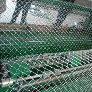 "2 1/2"" Automatic Chain Link Fence Machine Factory pictures & photos"