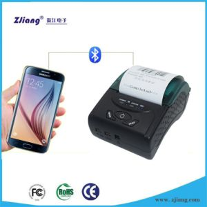 Wireless Bluetooth Printer Kit USB Zj-5807 Bluetooth Printer Portable with  Software Download