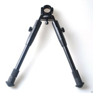 Foldable Rifle Bipod Extend Djustable Tactical Hunting Leg