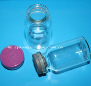 10ml Clear Penecillin Vials for Pharma Use pictures & photos