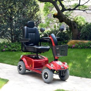 New Design 24V 800W Powerful Four Wheels Mobility Scooter pictures & photos