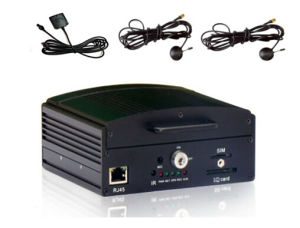 Mobile Remote Monitoring HDD Mobile DVR with WiFi pictures & photos