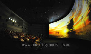 Simulator 7D Cinema Commercial Playground Equipment pictures & photos
