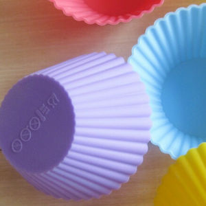 The Silicone Cake Mould-Pure Colour pictures & photos