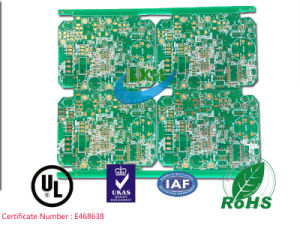 Multilayer Enig Blinded and Buried Hole PCB