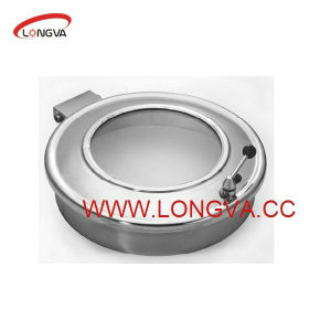 Stainless Steel Manhole with Sight Glass pictures & photos