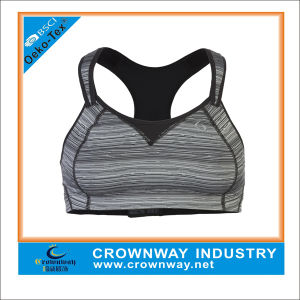 Fitness Ladies Sexy Bra for Running and Fitness pictures & photos