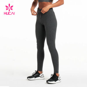 Custom Tapered Fit Cotton Polyester Slim Fit Women Track Pants