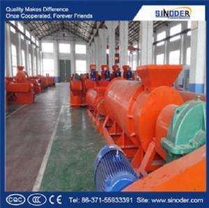 Reasonable Factory Price Biomass Fertilizer Making Production Line pictures & photos