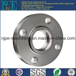 Free Sample OEM Stainless Steel CNC Machining Flange