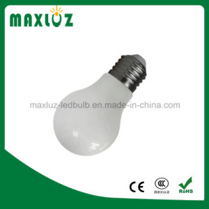E27 Glass 360degree LED Bulb Light with AC100-265V 8W pictures & photos