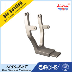 ISO Certification Aluminum Die Casting for Furniture Parts Backrest