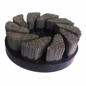 Diamond Silicon Carbide Fickert /Frankfurt /Cup Abrasive Brush pictures & photos
