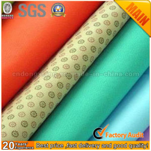 Eco-Friendly 100% PP Spunbond Disposable Tablecloth pictures & photos