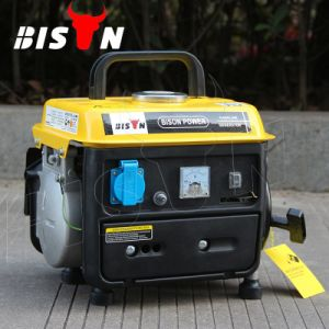Bison (China) BS950A 650W Ce Certificated Fast Delivery Gasoline Generator pictures & photos
