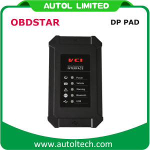 Obdstar Dp Pad Supports Immobilizer+ Odometer Adjustment+ Eeprom/Pic Adapter+ Obdii+Diagnosis (Japanese and Korean serials) pictures & photos