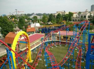 The Only Manufacturer for Small Roller Coaster with Smallest Area But Long Rail pictures & photos
