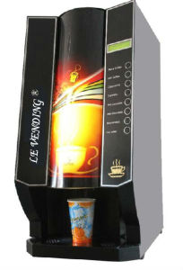 Seven Hot Tea/Drink/ Coffee Vending Machine F305t pictures & photos