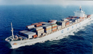 International Logistics Service From China to U. S. a