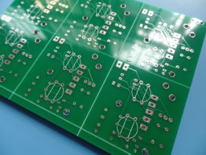 Single Trace Impedance PCB with HASL in Access Controls