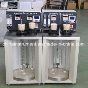 Gd-12579 ASTM D892 Lubricating Oils Foaming Characteristics Tester pictures & photos