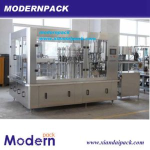 Automatic Soft Drink Bottle Filling Machine pictures & photos