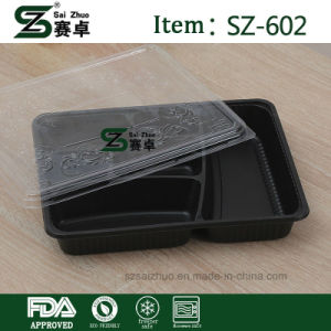 Take Away Food Container & Plastic Take Away Food Containe & Disposable Food Container pictures & photos