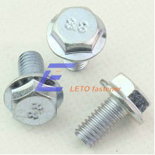 ISO 4162-Hexagon Flange Bolts