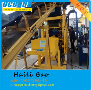 Qt4-18 Hydraulic Automatic Concrete Paving Brick Making Machine Block Making Machine