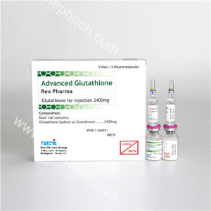 1200mg 5+5, Glutathione Skin Whitening Injection Skin Care pictures & photos