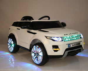 China Range Rover Kids Battery Operated Ride On Toy Car China