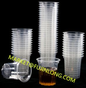 Yoghurt Plastic Cup Thermoforming Machine pictures & photos