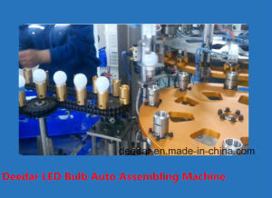 LED Bulb Auto Assembling Line pictures & photos