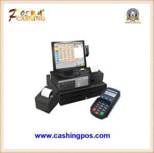 Electronic POS Terminal Cash Register for Point-of-Sale System QC-340