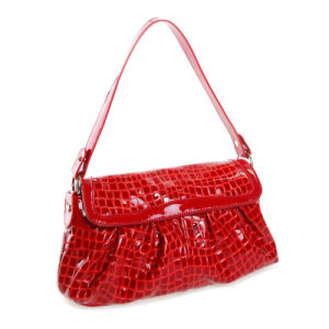 Ladies Patent Leather Handbag Fashion Shoulder Bag Brand Crossbody Bag pictures & photos