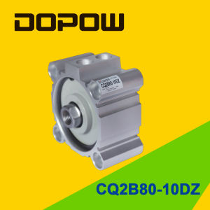 Dopow Series Cq2b80-10 Compact Cylinder Double Acting Basic Type pictures & photos