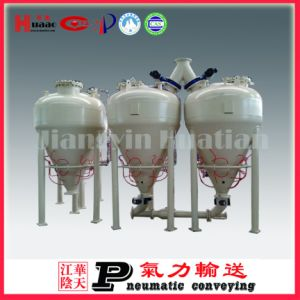 High Pressure Powder Material Pneumatic Conveying Fluidizing Transporter