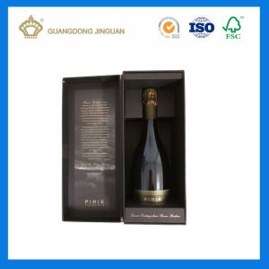 High Quality Cardboard Wine Presentation Gift Box Wine Glass Presentation Box