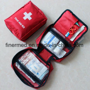 Outdoor Travel Waterproof EVA Hard Pocket First Aid Bag pictures & photos