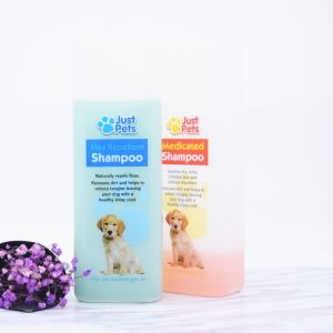 475ml Just Pets Flea Repellent Shampoo for Dogs pictures & photos