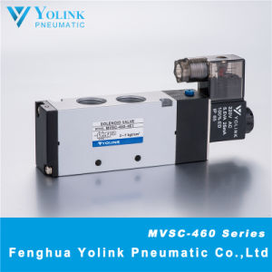 MVSC-460-4E2 Series Pilot Operated Solenoid Valve pictures & photos