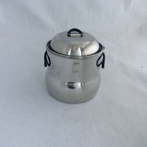 Goodlooking 304 Stainless Steel Camping Pot pictures & photos