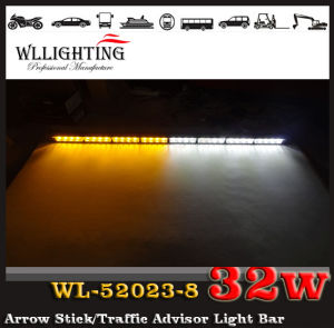 Dual-Color LED Traffic Advisor Warning Dash Lights