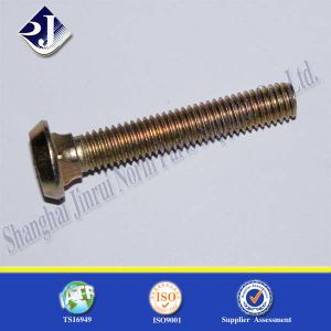 8.8 Carriage Bolt Ts16949 pictures & photos